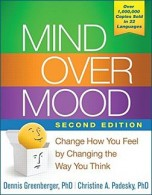 cover of 2nd Edition Mind Over Mood
